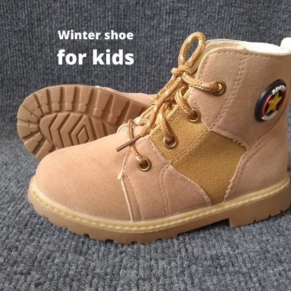 KD-01 =  WINTER boots for kids