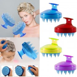 SM01 = Soft Silicone Comb Shampoo Brush Comb Massager Health Care