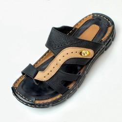 CLK-01 =Handmade Leather Flip Flops Chapal