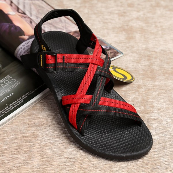 Soft casual summer sandal = QF01