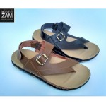 SR-02 = Handmade Leather Flip Flops Sandals