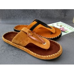VEL-01=  velvet soft casual  Flip Flops Summer Slipper     * buy one 999/-      2 pair = 1250  /-