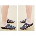 WR-04 = Imported Waterproof 2 in 1 slipper sandal     * free artical Ramdam  size / clour