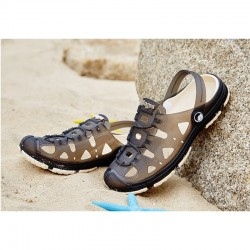 WR-04 = Imported Waterproof 2 in 1 slipper sandal     * free artical Ramdam  size / clour