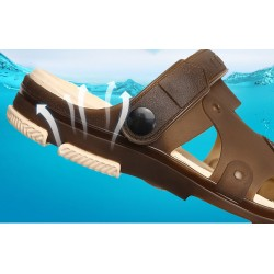 WR14 = Imported Waterproof 2 in 1 slipper sandal     * free artical Ramdam  size / clour