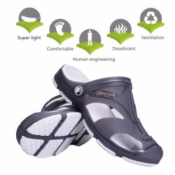 WR-05 = Imported Waterproof 2 in 1 slipper sandal   - * free artical Ramdam size / clour