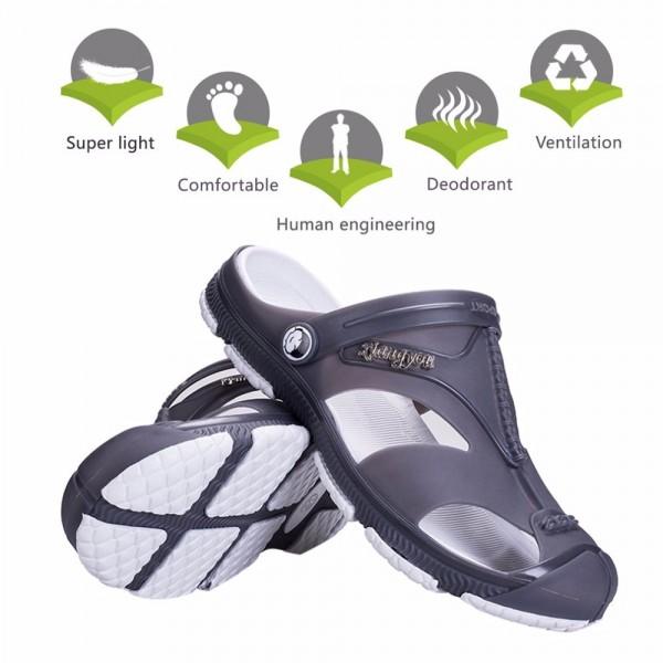 WR-05 = Imported Waterproof 2 in 1 slipper sandal   - * free artical Ramdam size / clour