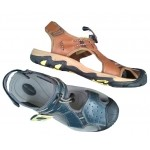 WW-01 =  Men Flip flops Leather summer  sandal