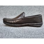 BK-999 = Genuine Leather Men Casual Shoes .