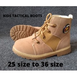 KD -01 =  Tactical Dessert  boots for kids