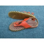 WQT-01 = Genuine leather fashion summer sandal.