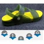 wr20  = Imported Waterproof 2 in 1 slipper sandal